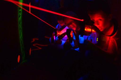 Lasergame huren